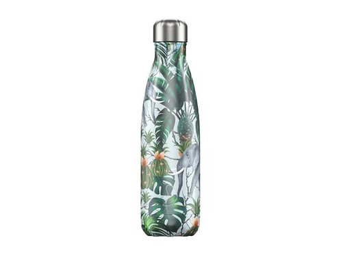 Chilly's 500ml Trinkflasche Tropical Elephant