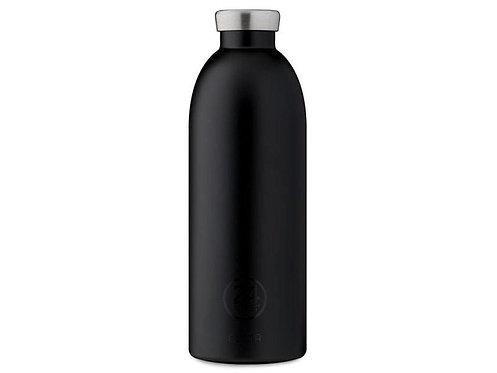 24Bottles Thermosflasche Clima 850ml Tuxedo Black