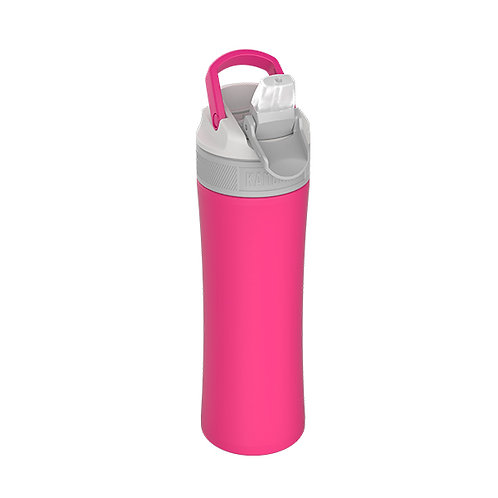 Kambukka Thermotrinkflasche Kids 400ml Pink