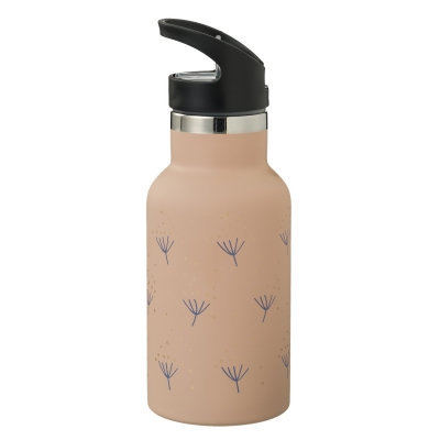 Thermoflasche, Thermoflasche Kinder, Thermotrinkflasche, personalisiert, Eisbär, Fresk, Thermoflasche kaufen,Pusteblume