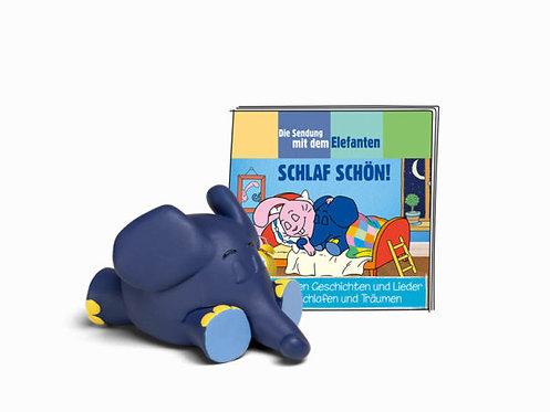 Die Sendung mit dem Elefanten – Schlaf schön!