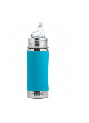 Pura Trinklernflasche 325ml Blau