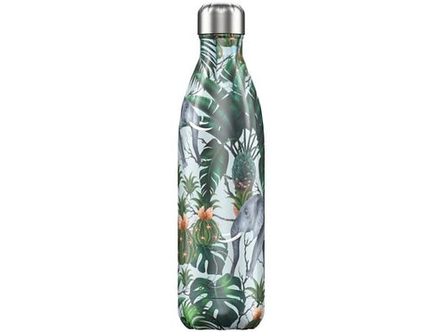 Chilly's 750ml Trinkflasche Tropical Elephant