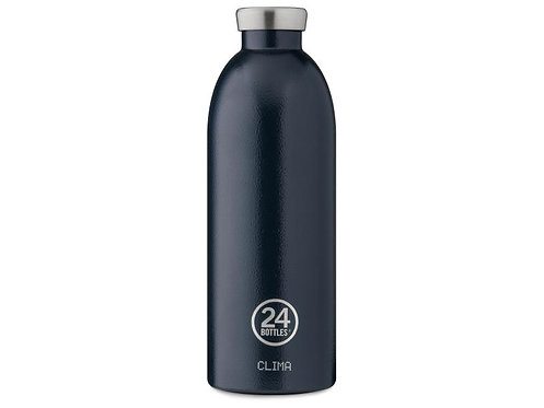 24Bottles Thermosflasche Clima 850ml Deep Blue