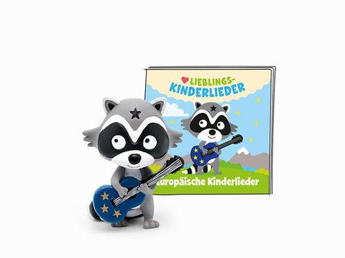 Tonie Lieblings-Kinderlieder – Europäische Kinderlieder