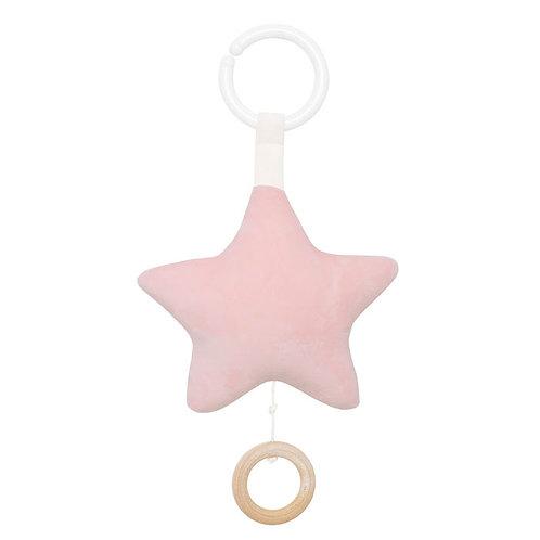 JABADABADO Spieluhr Stern Rosa