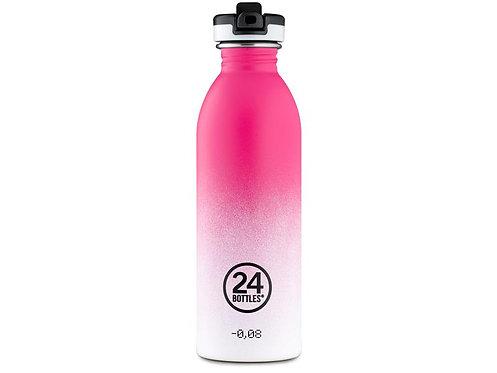 24Bottles Trinkflasche Urban mit Sportdeckel 500 ml Venus Pink
