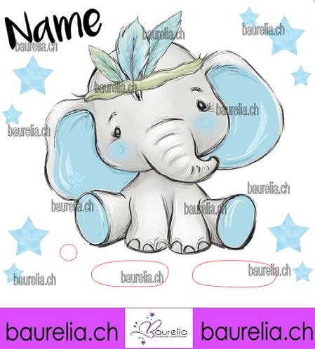 Schutzfolie Toniebox Elefant 10