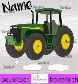 Schutzfolie Toniebox Traktor 2