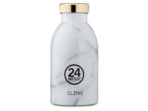 24Bottles Thermosflasche Clima 330 ml Carrara