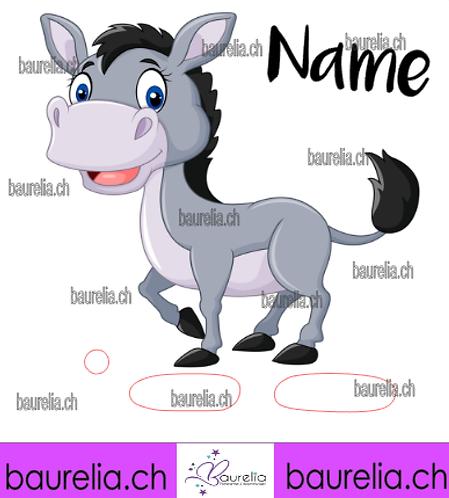 Schutzfolie Toniebox Esel 1
