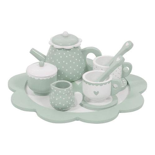 Little Dutch Tee-Set Mint