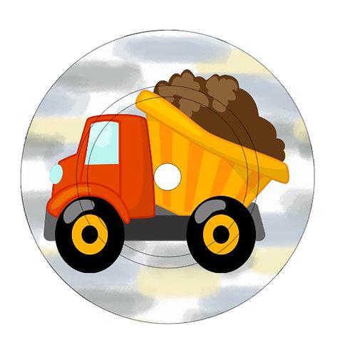 Schutzfolie Toniebox Ladestation Lastwagen 2