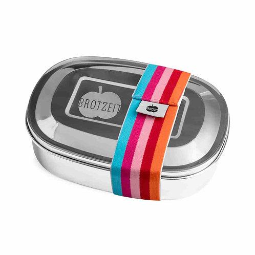 Brotzeit personalisiert, Brotzeit kaufen, Znünibox Brotzeit, Lunchbox Edelstahl, Znünibox Edelstahl