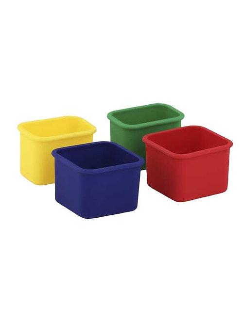 PlanetBox Silikonförmchen 4er Set