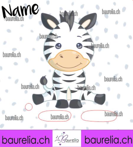 Schutzfolie Toniebox Zebra 2