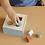 Thumbnail: Little Dutch Holz Formen Steckspiel Blau
