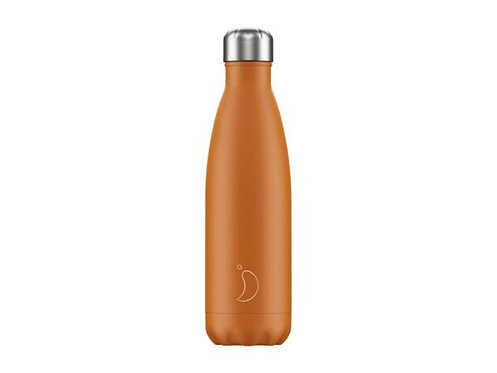 Chilly's 500ml Trinkflasche Matt Orange