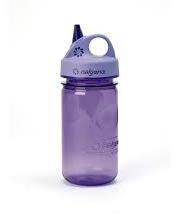 Nalgene Grip & Gulp Violett