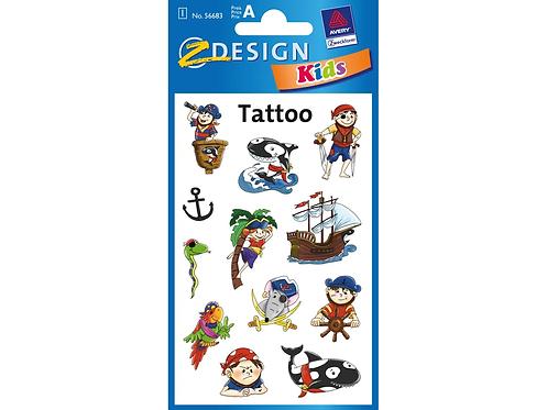 Tattoo Pirat