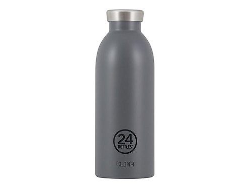 24Bottles Thermosflasche Clima 500 ml Formal Grey