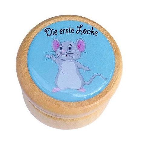 Die erste Locke Maus