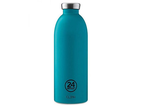 24Bottles Thermosflasche Clima 850ml Atlantic Bay