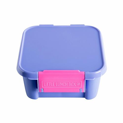Little Lunch Box Mini, Little Lunch Box kaufen, Little Lunch Box personalisiert, Znünibox klein, Znünibox leicht, violett