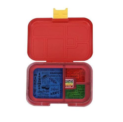 Znünibox rot, Znünibox Arbeit, Znünibox Ausflug, Znünibox Schule, Lunchbox kaufen, Znünibox kaufen, personalisiert