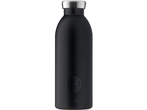 24Bottles Thermosflasche Clima 500 ml Tuxedo Black