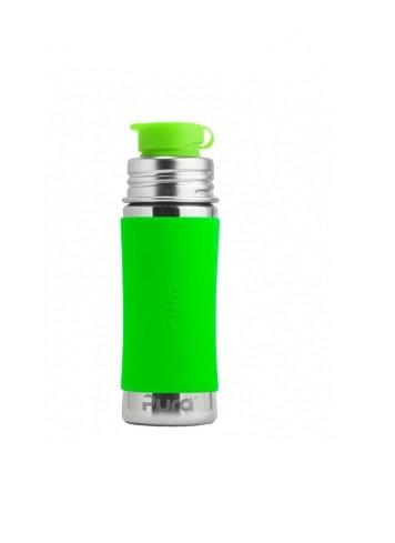 Pura Sportflasche 325ml Grün