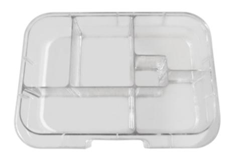 Munchbox Inlay Klar mit 6 Unterteilungen