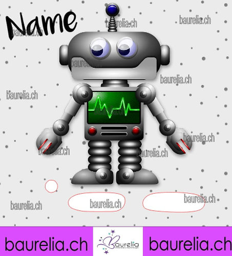 Schutzfolie Toniebox Roboter 1