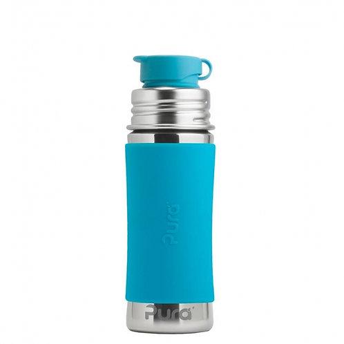 Pura Sportflasche 325ml Blau