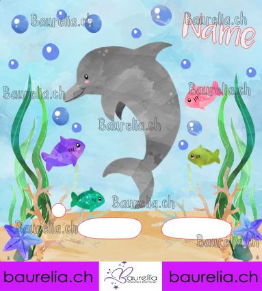 Schutzfolie Toniebox Delfin 1