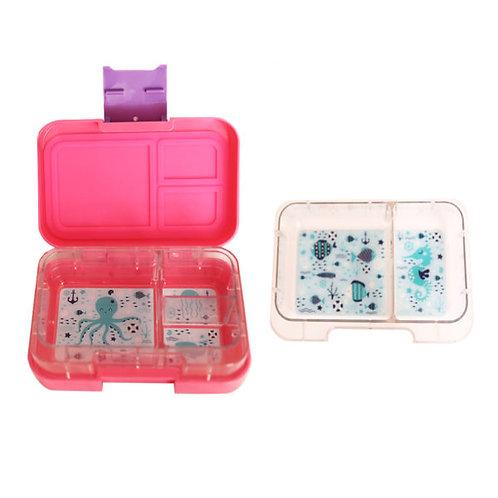 Munchi Snack Pink, Znünibox pink, Lunchbox pink, Znünibox Mädchen, Lunchbox Mädchen, Znünibox kaufen, Lunchbox kaufen