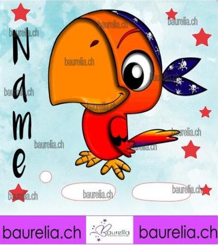 Schutzfolie Toniebox Papagei