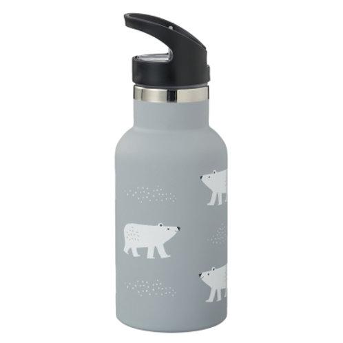 Thermoflasche, Thermoflasche Kinder, Thermotrinkflasche, personalisiert, Eisbär, Fresk, Thermoflasche kaufen