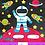 Thumbnail: Schutzfolie Toniebox Weltraum 5