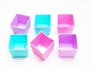 Munchcups 6er Set Pastell