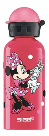 Sigg Aluminumflasche Kids KBT Minnie Mouse 0.4l