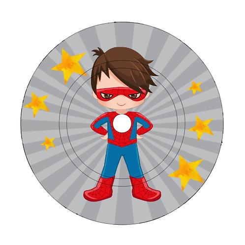 Schutzfolie Toniebox Ladestation Superheld 2