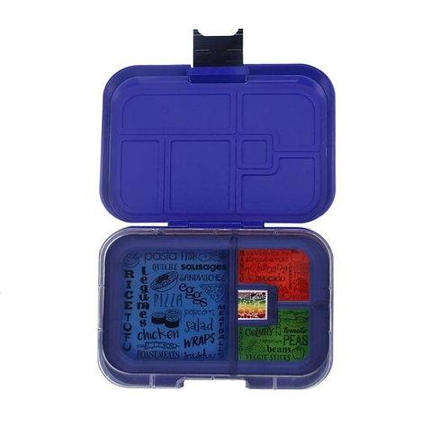 Znünibox blau, Znünibox Arbeit, Znünibox Ausflug, Znünibox Schule, Lunchbox kaufen, Znünibox kaufen, personalisiert