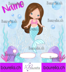 Schutzfolie Toniebox Meerjungfrau 3