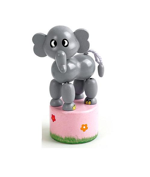 Drückfigur Elefant
