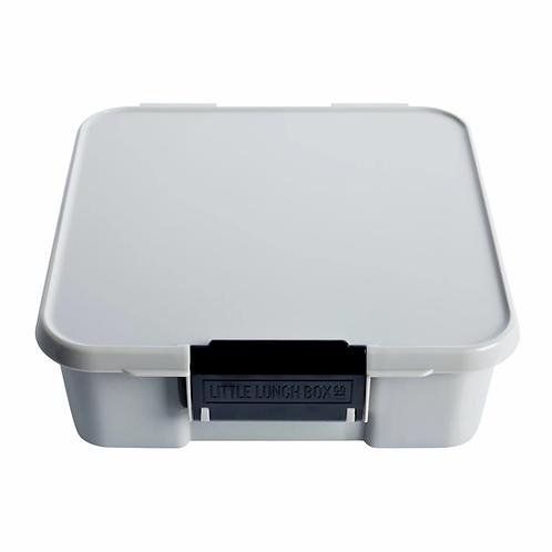 Little Lunch Box kaufen, Little Lunch Box personalisiert, Znünibox leicht, Znünibox personalisiert, grau, Znünibox kaufen