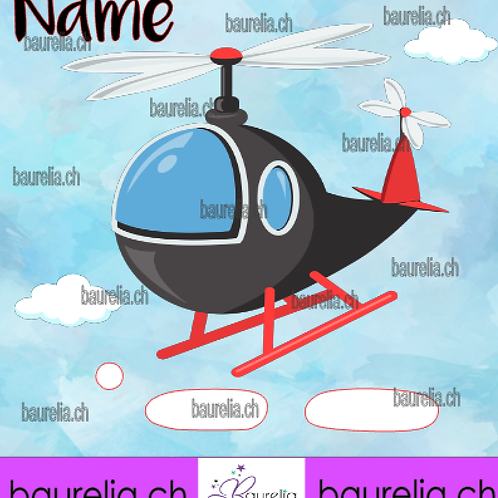 Schutzfolie Toniebox Helikopter 2