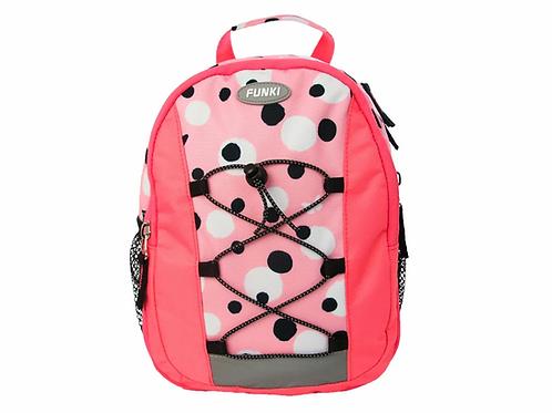 Funki Kindergartenrucksack Pink Butterfly
