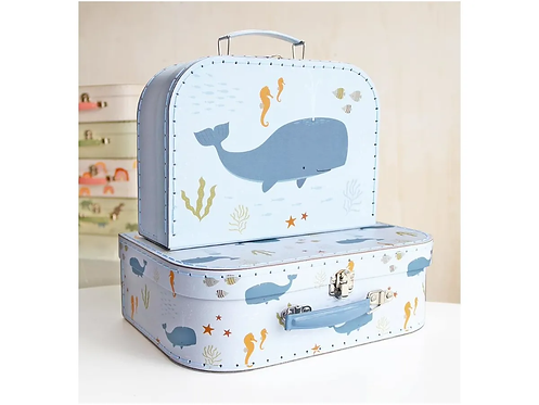 ALLC Kofferset Wal