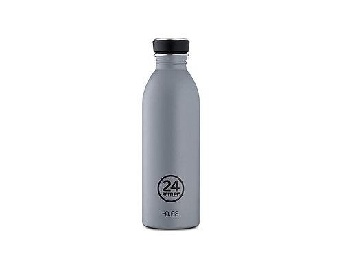 24Bottles Trinkflasche Urban 500 ml Formal Grey
